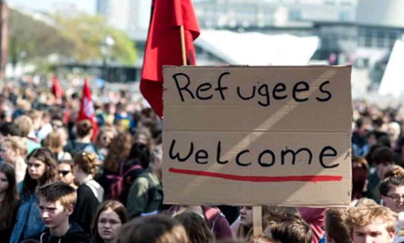 Пункт приема мигрантов сгорел вШвеции