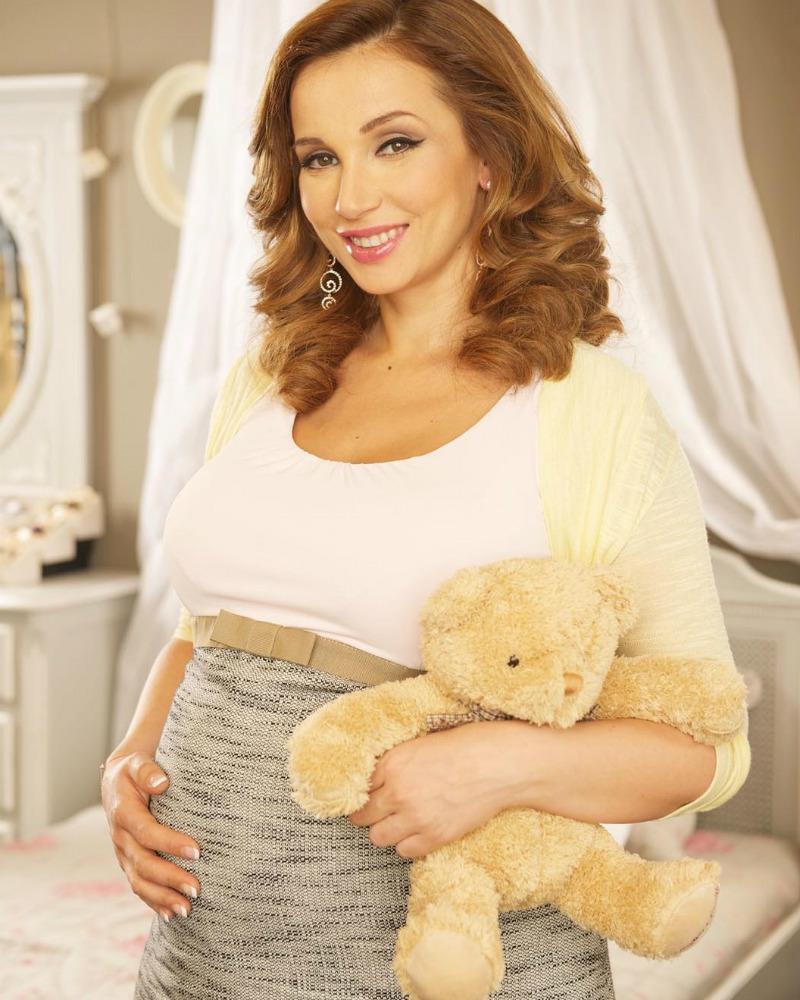 Фото беременной анфисы чеховой