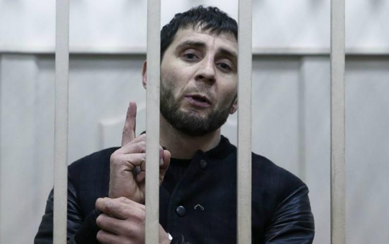 Заур Дадаев находился в машине, уехавшей с места убийства Немцова