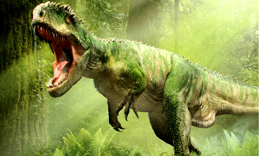 Динозавров погубила мощная бомбардировка из космоса, - ученые