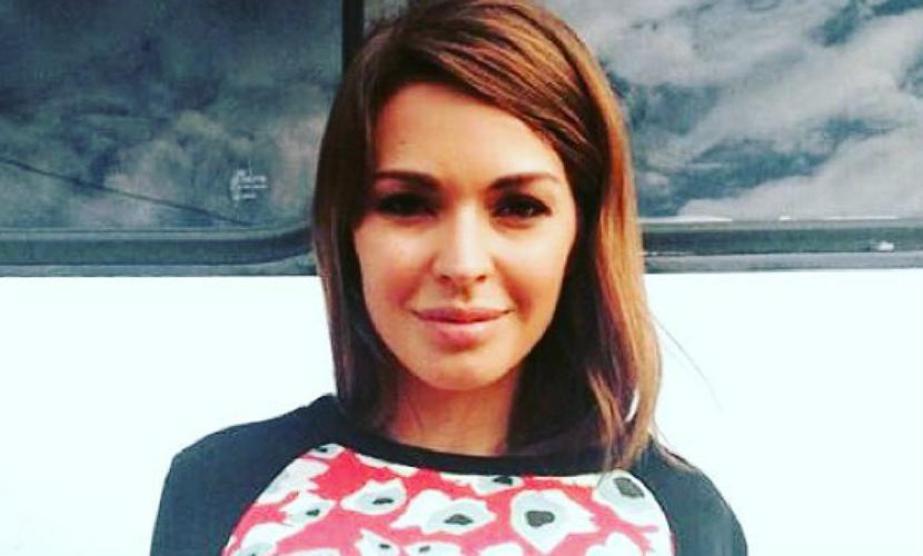 Актриса Агния Дитковските ищет утешение после развода в работе