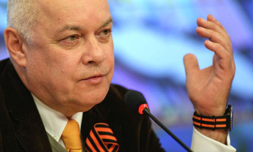 Дмитрий Киселев займется пропагандой военной истории России