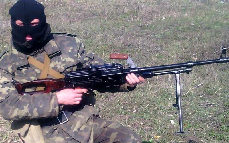 В ожесточенном стрелковом бою под Донецком украинская армия понесла потери