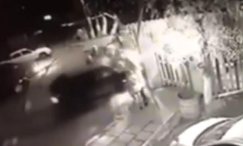 Обиженный гость вечеринки сбил толпу возле кафе в Канске