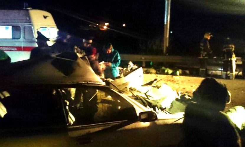 В смертельном ДТП с мини-трактором на Сахалине погиб человек