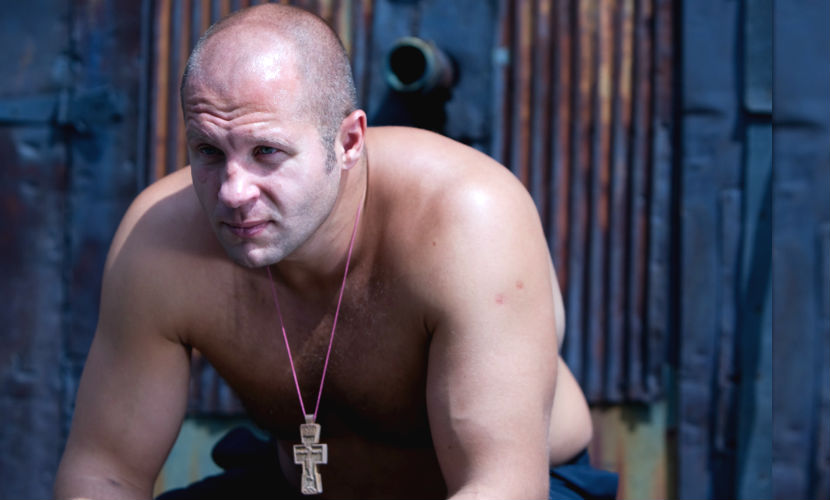 Федор Емельяненко выступит как мастер дзюдо перед королевской семьей Монако