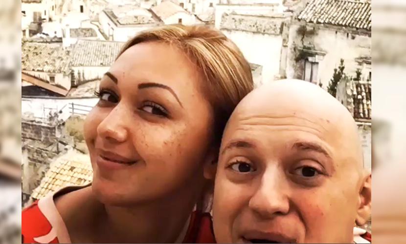 Андрей Гайдулян с невестой оказались в древнем итальянском городе