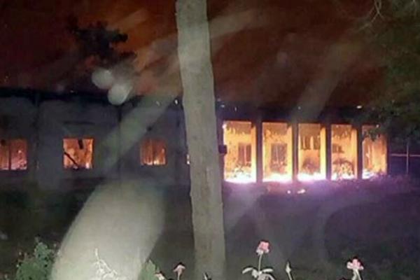 «Врачи без границ» считают, что атака на госпиталь в Кундузе была спланированной