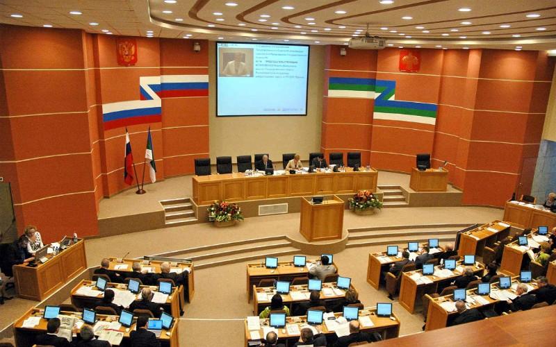 В Коми избраны новые руководители Госсовета