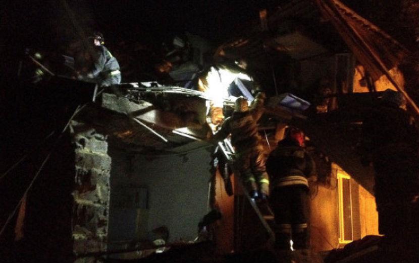 Под Хабаровском взорвался подъезд многоэтажки, есть пострадавшие