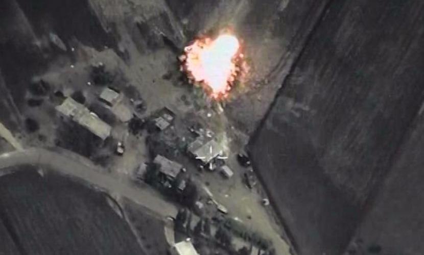 За месяц российские ракеты и бомбы уничтожили в Сирии более 1600 объектов боевиков