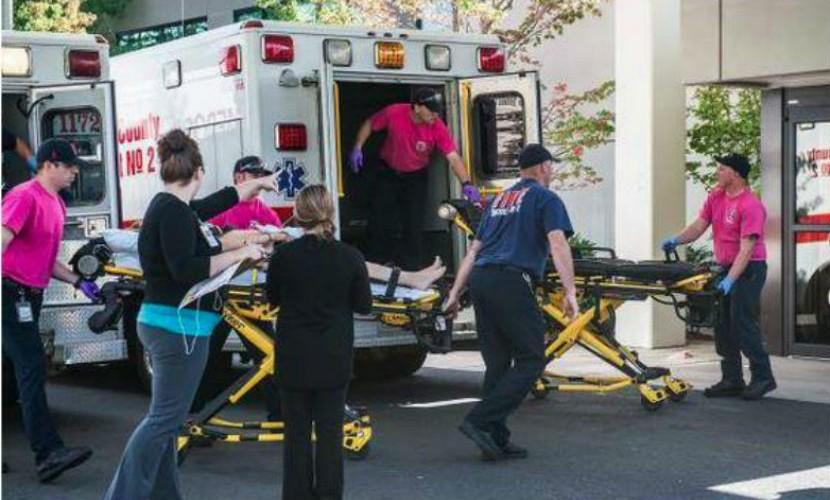 Мужчина, устроивший стрельбу вколледже вОрегоне, убит