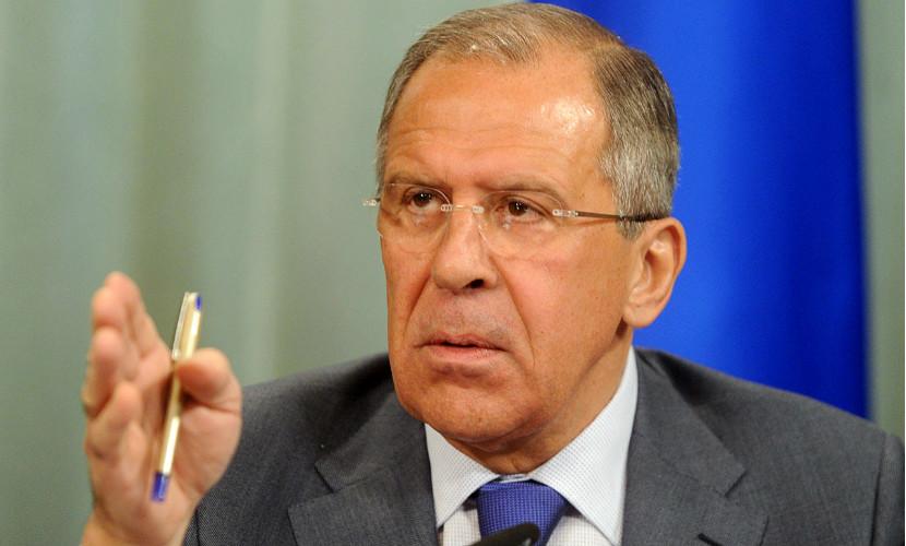 Сумасшедшие журналисты утверждают, что российская авиация в Сирии «отвлекает внимание от Украины», - Лавров