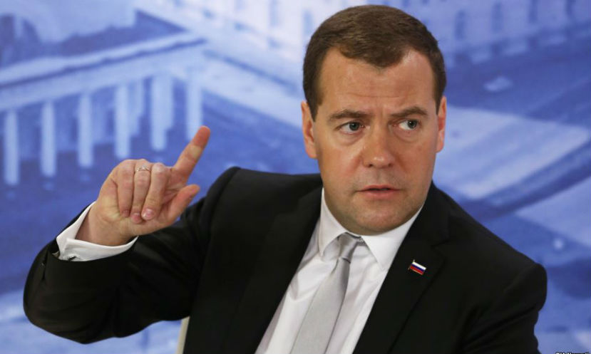 Медведев взял под жесткий контроль траты госкомпаний