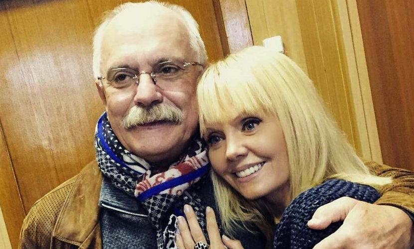 Певица Валерия пожелала Никите Михалкову и дальше раздражать завистников