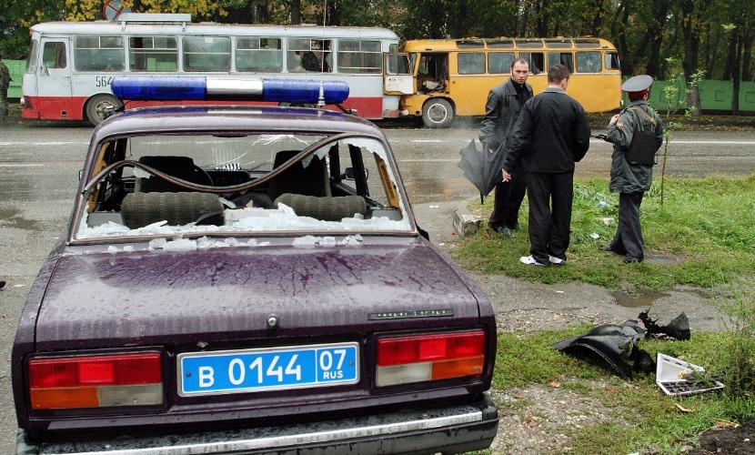 Нападавшего на Нальчик в 2005 году осудили на 13,5 лет