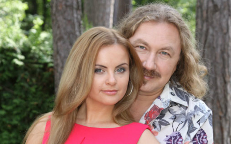 Жена Игоря Николаева назвала дочь в честь его любимой песни
