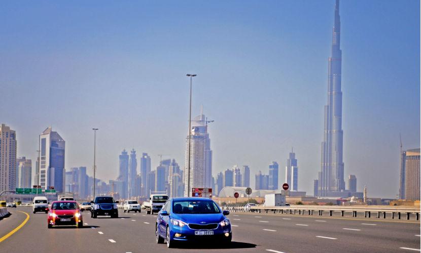 Минобороны потратит на аренду автомобилей в ОАЭ 65,5 млн рублей