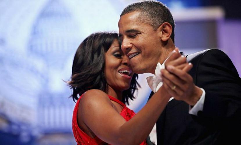 Барак Обама признан лучшим танцующим президентом