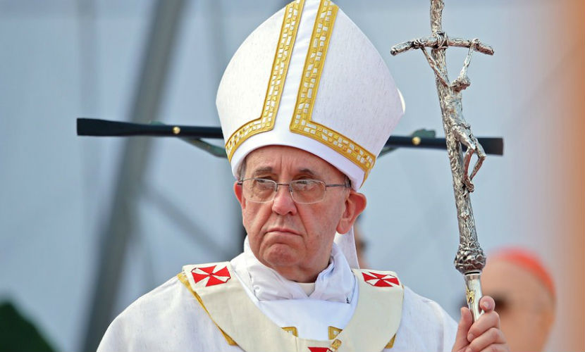СМИ шокировали католиков новостью о смертельной болезни Папы Римского