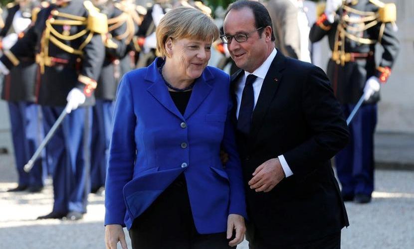 Жадные Меркель и Олланд продали Путину Украину, - Ляшко