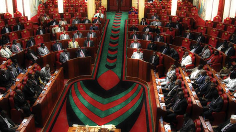 В парламенте целой страны отключили свет за неуплату