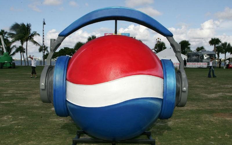 Компания Pepsi выпустила свои фирменные смартфоны