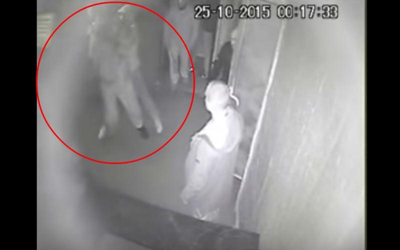 Расстрел посетителей ночного клуба в Кривом Роге попал на видео