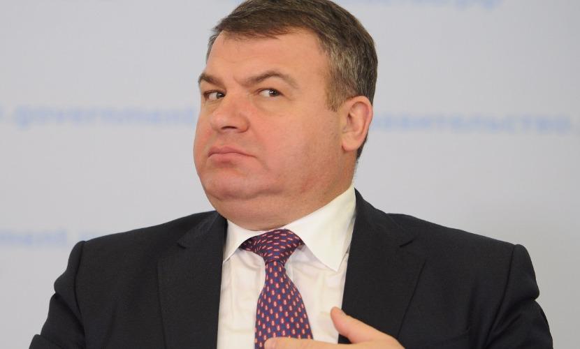 Сердюкова назначили главным в госкорпорации