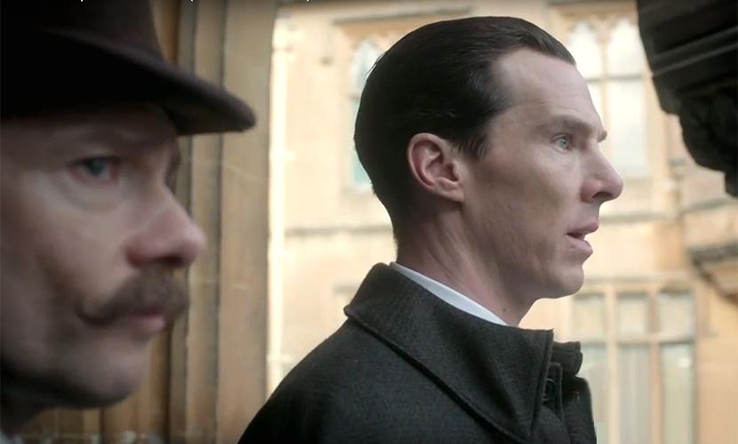 """Опубликован трейлер другого """"Шерлока"""" с Бенедиктом Камбербэтчем"""