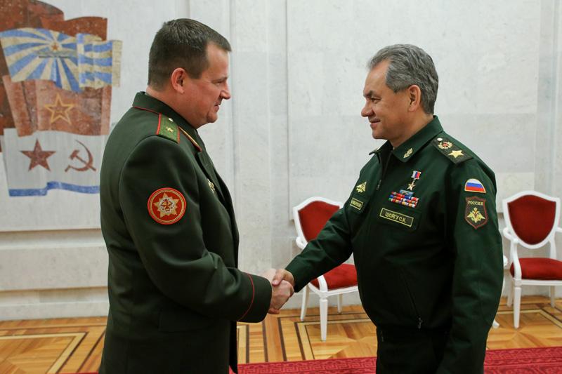 Россия и Белоруссия создадут единую военную организацию