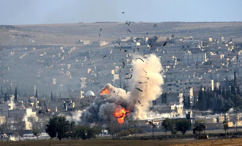 ВКС России в течение суток разрушили в Сирии почти полсотни объектов ИГ