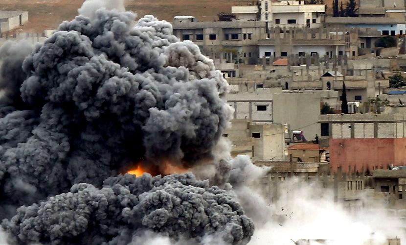 Пентагон назвал ложью данные об авиаударах России по сирийской оппозиции