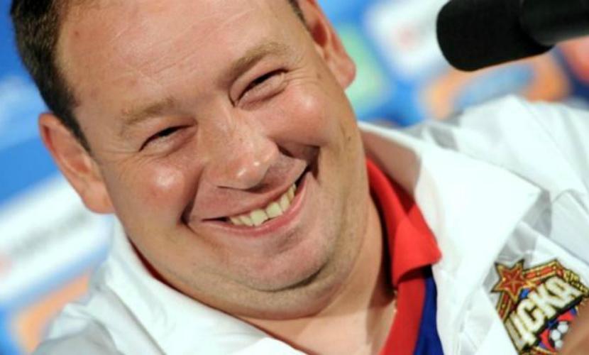 Леонид Слуцкий рассказал, как будет отмечать со сборной выход на ЧЕ-2016