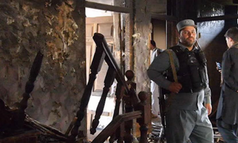 Ставший мишенью теракта кабульский чиновник рассказал о нападении