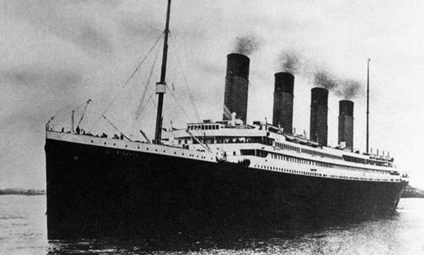 Фотография «убийцы» легендарного «Титаника» продана за 21 тысячу фунтов