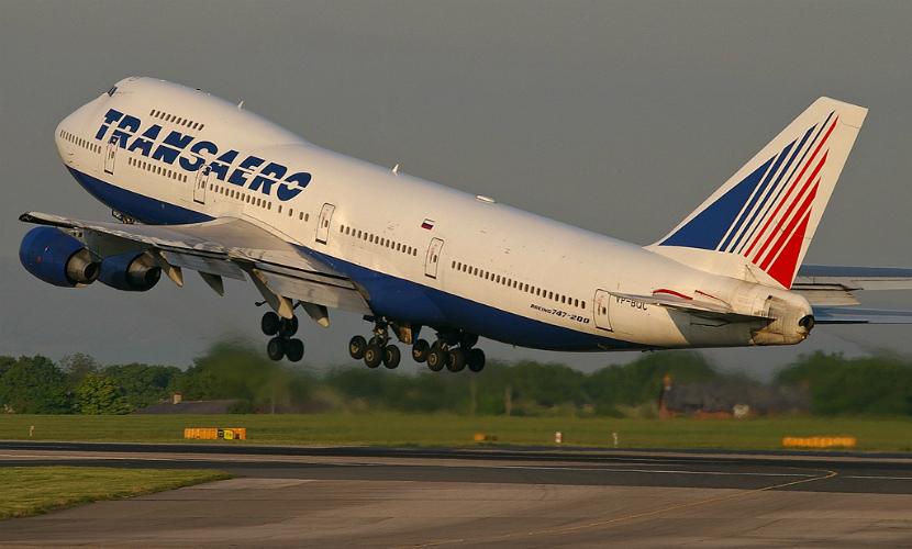 Контрольный пакет «Трансаэро» купил совладелец авиакомпании S7