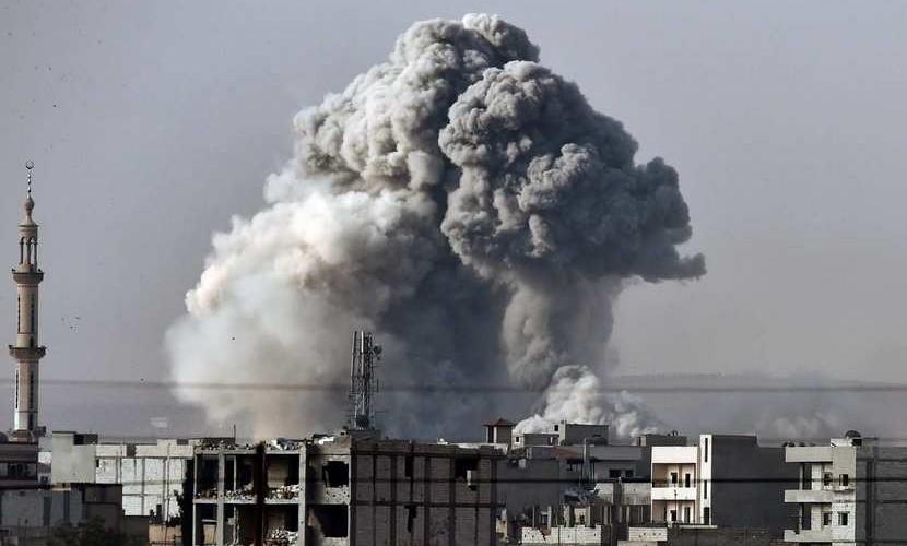 Турецкие ВВС разбомбили курдов в Турции и в Ираке