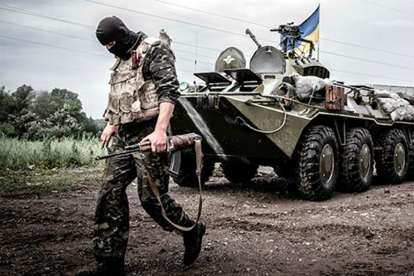 ВСУ заявили о начале отвода вооружения от линии соприкосновения в Донбассе