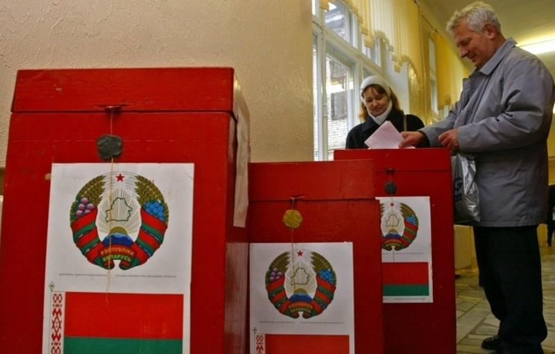 Президентские выборы стартовали в Белоруссии