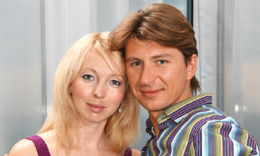Алексей Ягудин показал первые фотографии второй дочки