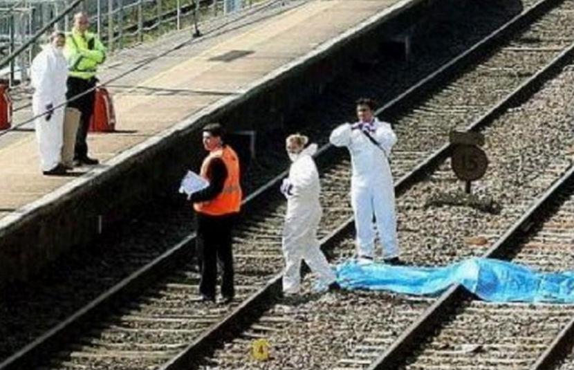 Три женщины и мужчина погибли под колесами поезда