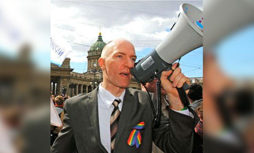 ЛГБТ-активисты призвали политиков относиться к секс-меньшинствам, как Порошенко