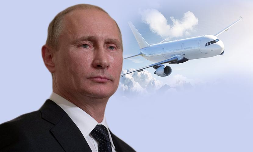 После крушения А321 Путин поручил прекратить полеты в Египет