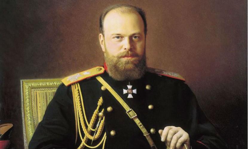 Из гробницы императора Александра III взяли частицы его останков