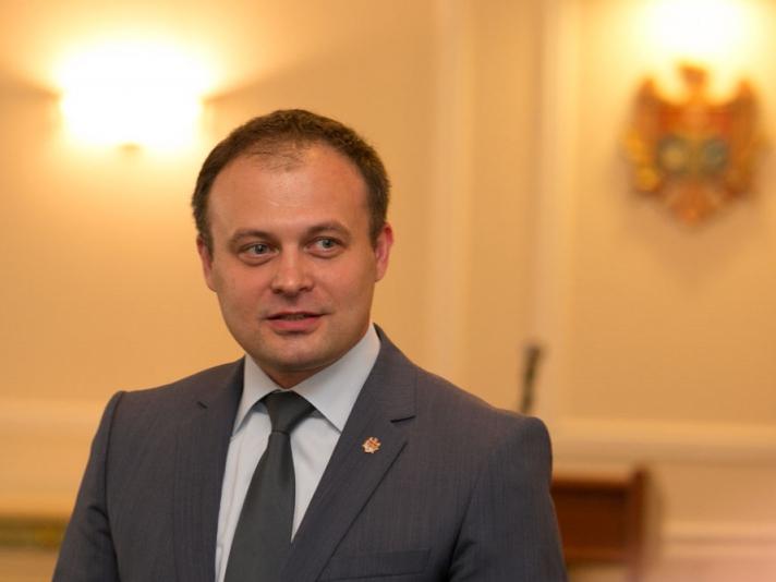 В Молдавии потребовали отставки председателя парламента