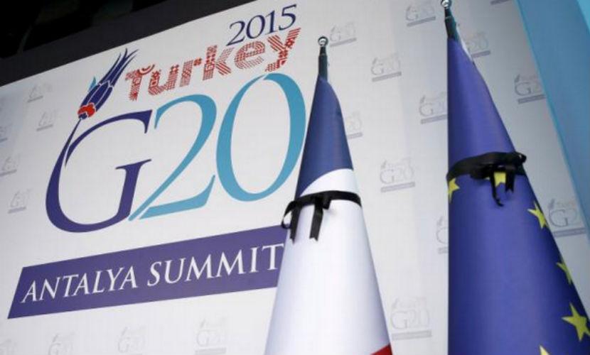 Российскую делегацию обокрали на G20 в Турции