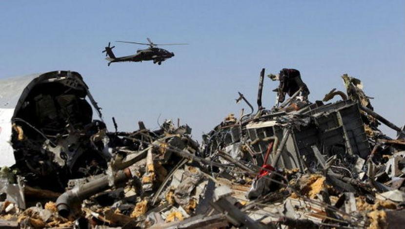 Эксперты выяснили, как террористы подбросили бомбу на борт А321