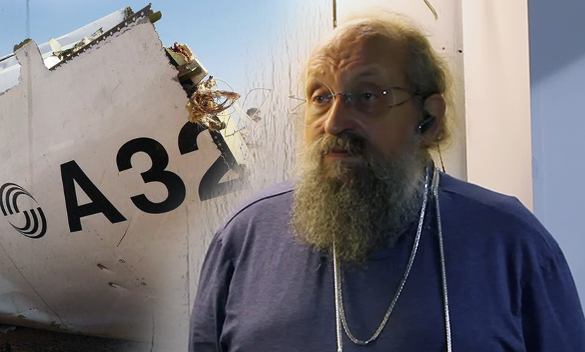Вассерман исключил версию о бомбе на борту российского А321, разбившегося в Египте
