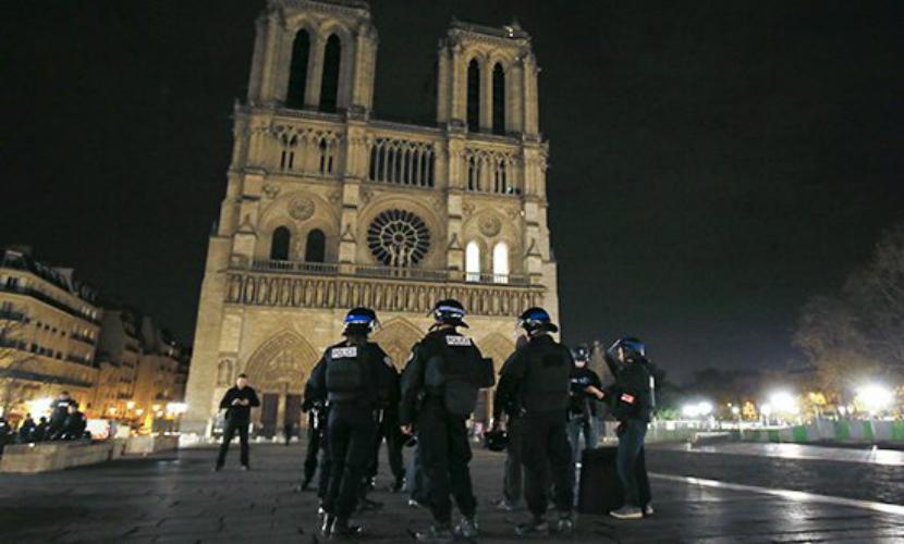 Восемь участников «11 сентября по-французски» уничтожены в Париже